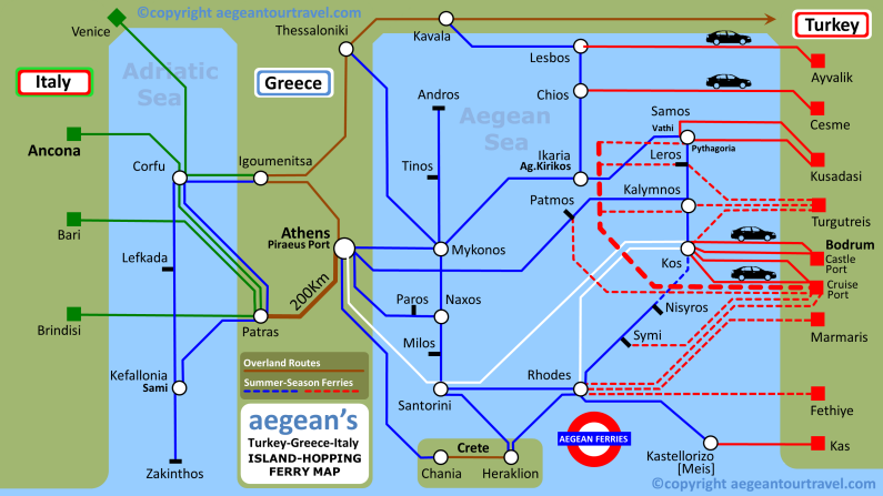 Map Of Italy Greece And Turkey.Route Map Italy Greece Turkey Sabbatical Pinterest Greece