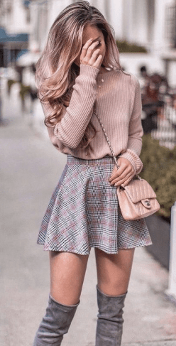 27 Cute Winter Outfits for Going Out - VivieHome