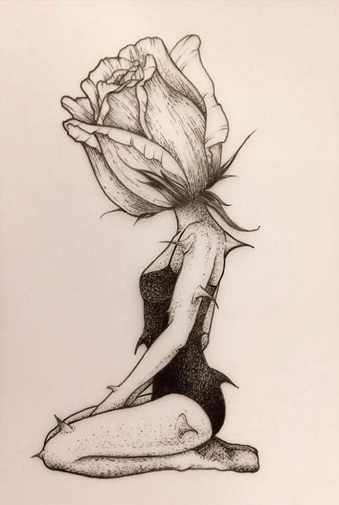 your more blind than the blind... for you see the thorns under the rose and still call it fragile...