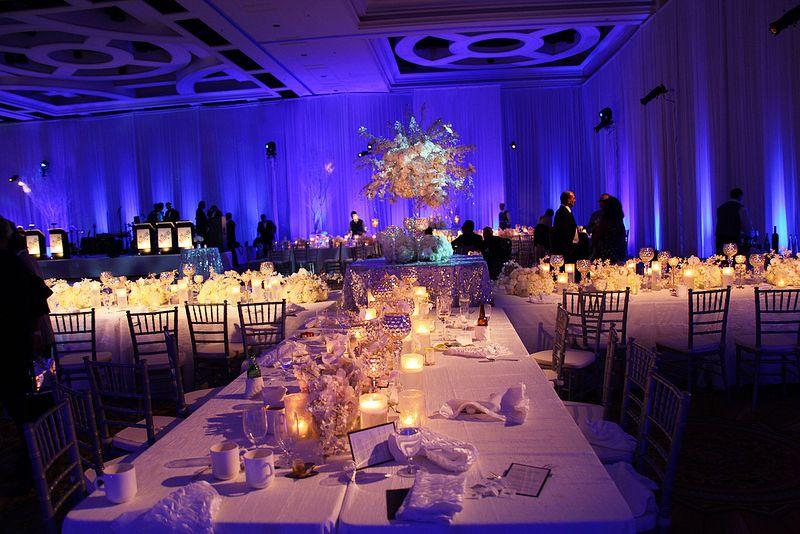 Ritz Carlton Orlando Wedding Lighting By Www Keventlighting