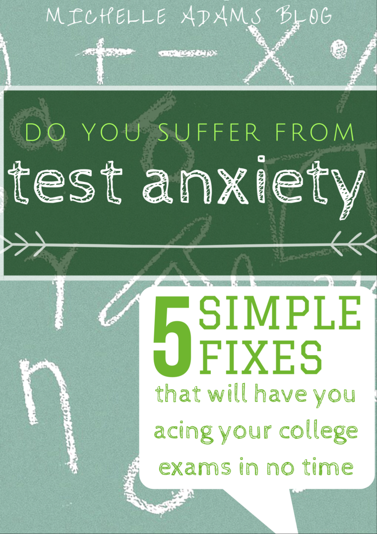 004 5 Foolproof Ways to Exam Anxiety/Test Stress