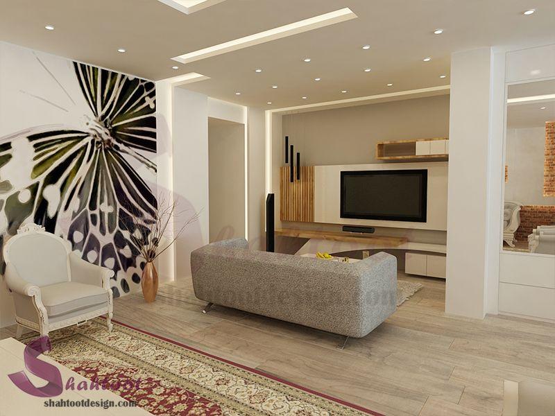 بازسازی و طراحی دکوراسیون منزل واقع در امیر آباد Home Home Decor Decor