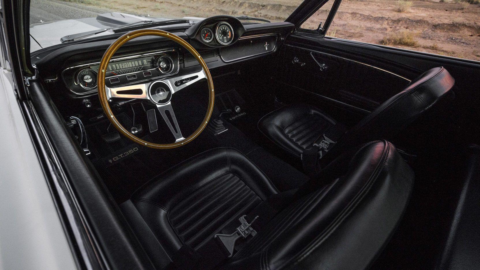 1965 Shelby Gt350 V8 289 In 4 735 Cm 306 Hp