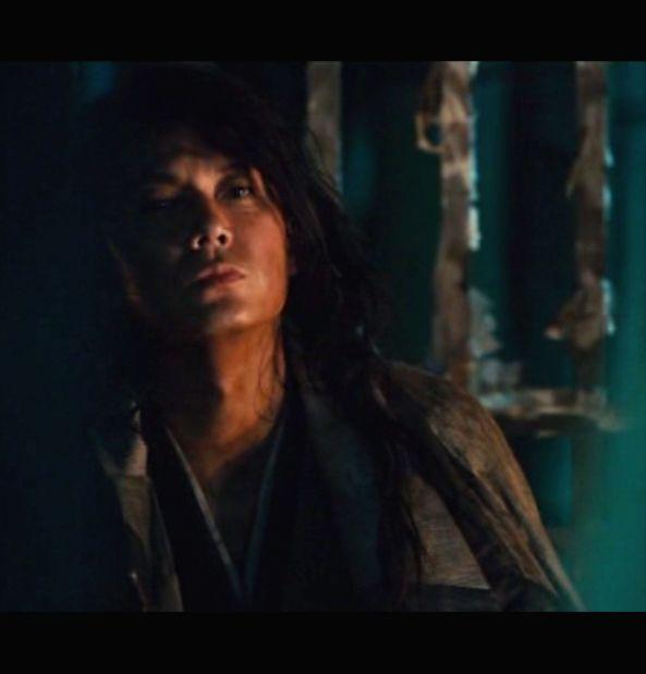 Masaharu Fukuyama As Hiko Seijuro In The Live Action
