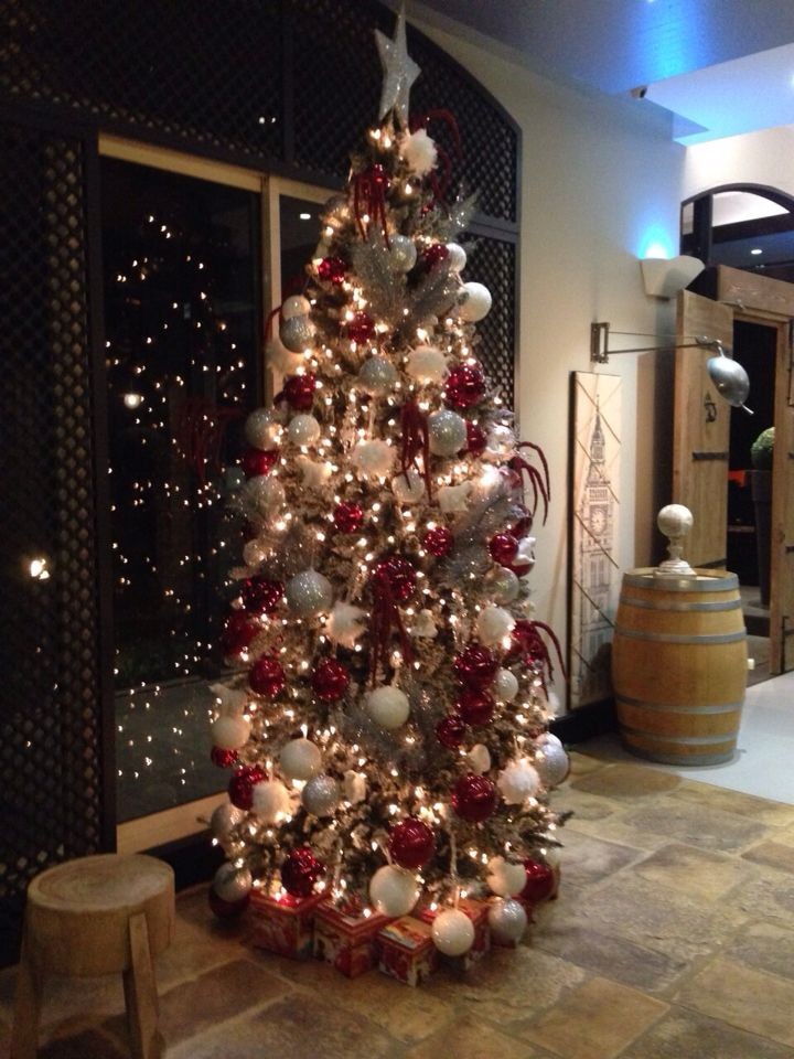 Lamunia Hotel Christmas Lebanon Christmas Holiday Decor Christmas Tree