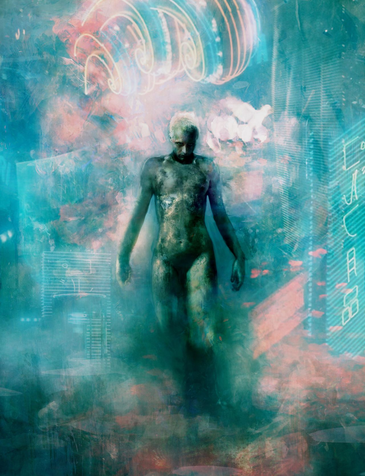 The Sci-Fi and Fantasy Art of Christopher Shy   Digital Artist
