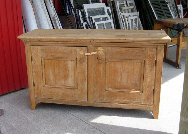antique pine two door cabinet3 - Antique Pine Two Door Cabinet3 FURNITURE Pinterest Pine And