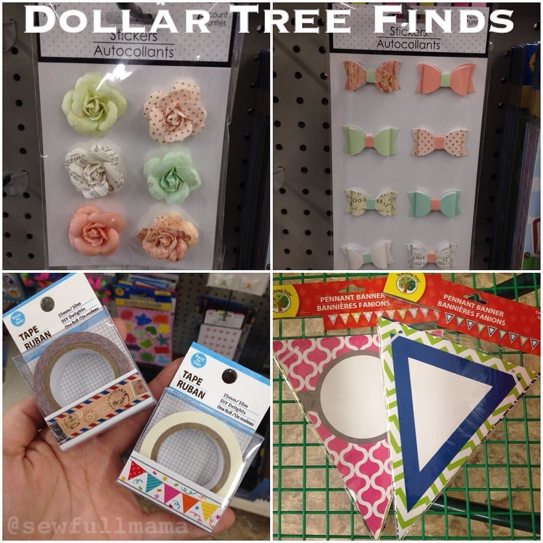 Dollar Tree Finds: Some cute goodies for you #planner girls Paper ...
