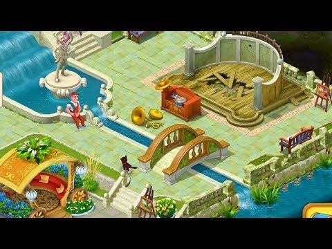 Gardenscapes Decorate 7th Area 7 Gardenscapes New Acres Pinterest