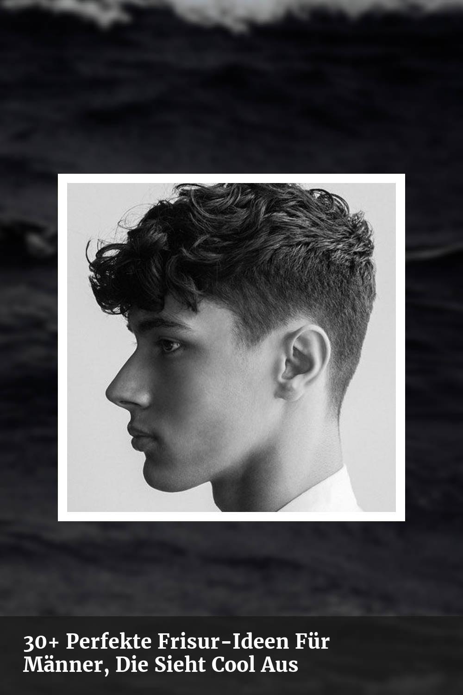 THEMA - 10+ Perfekte Frisur-Ideen Für Männer, Die Sieht Cool Aus