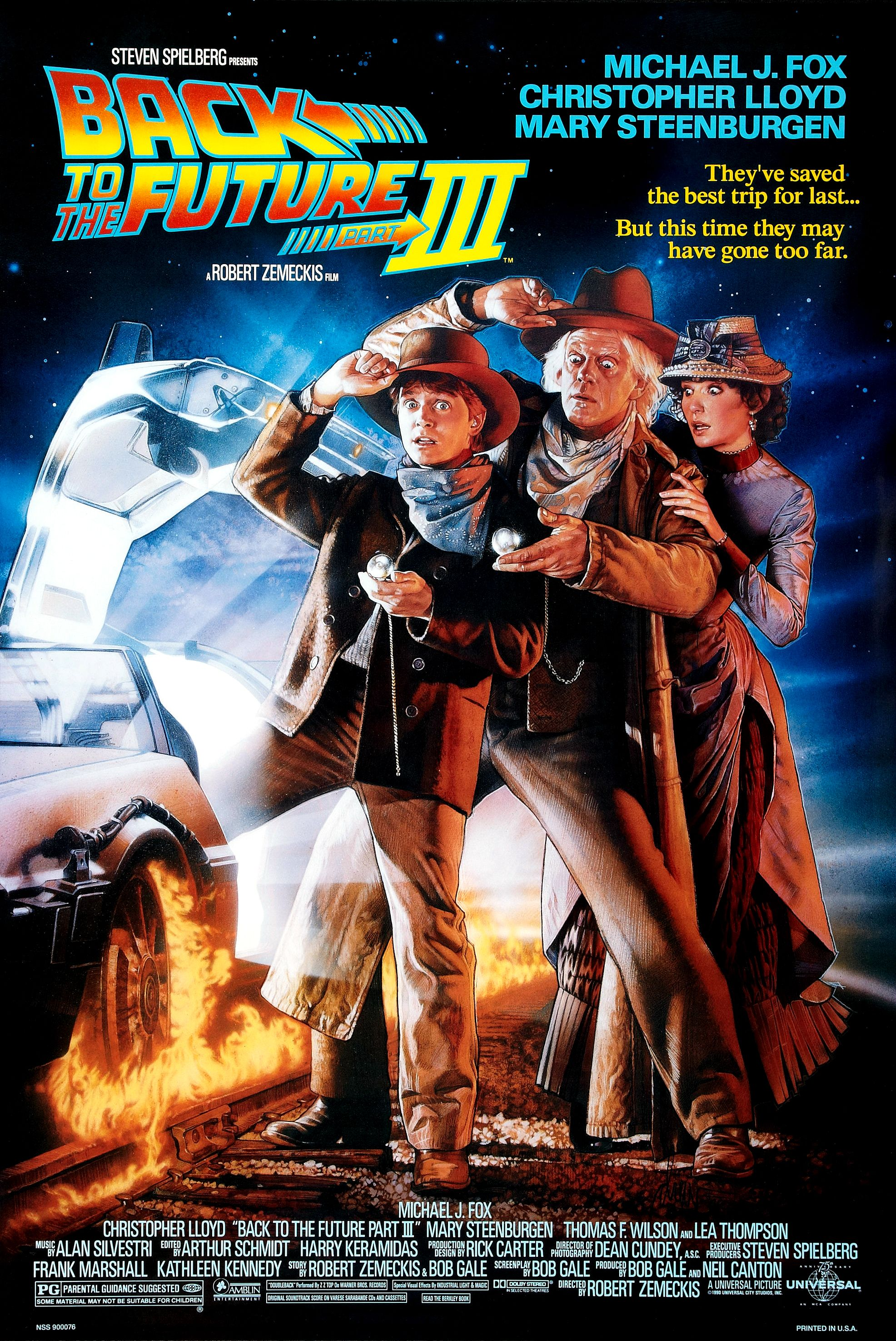 Back To The Future Part Iii Restoration Performed