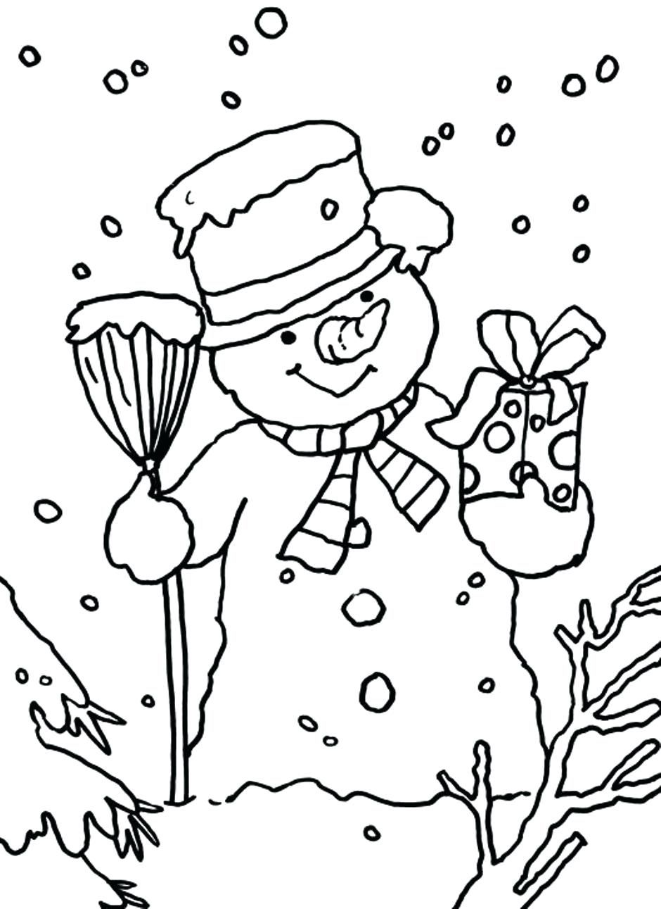 Free Printable Calendar Dltk  Snowman coloring pages, Christmas