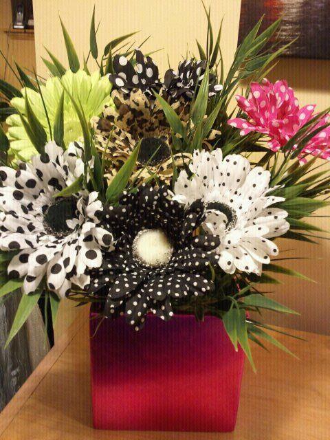Flower arrangement pinterest craft stores flower arrangements my flower arrangementfake flowers from michaels craft store mightylinksfo