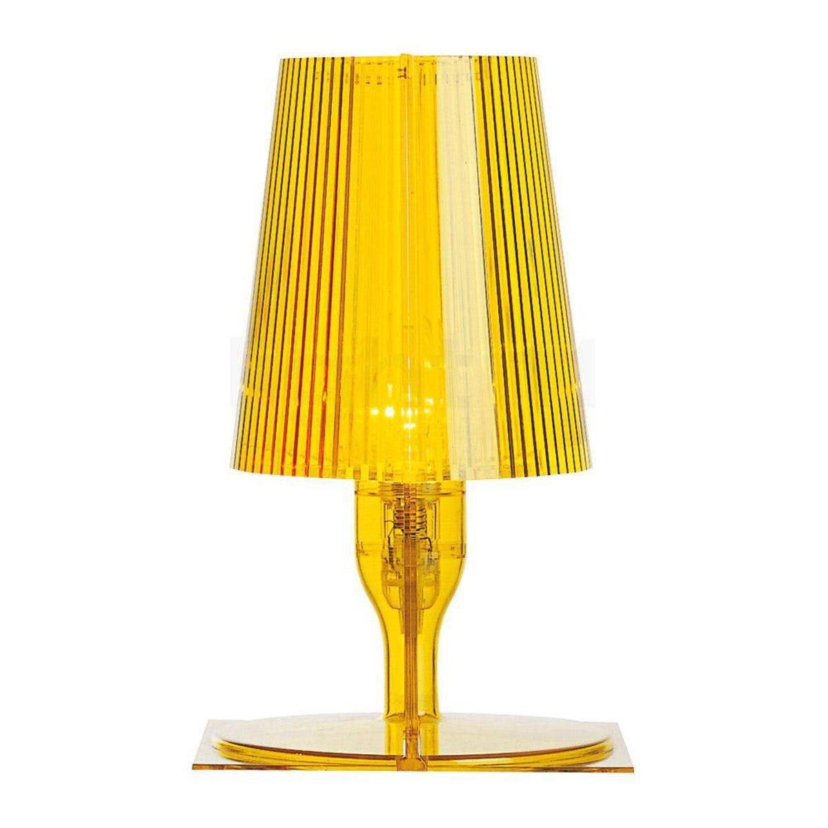 Fab Com Take Lamp Yellow Designer Ferruccio Laviani Puts A