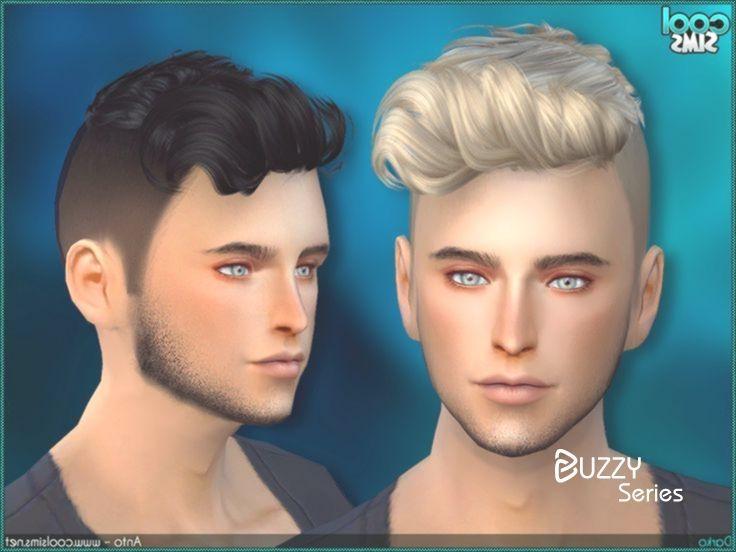 Photo of Die Sims-Quelle: Anto-Darko-Frisur von Alesso
