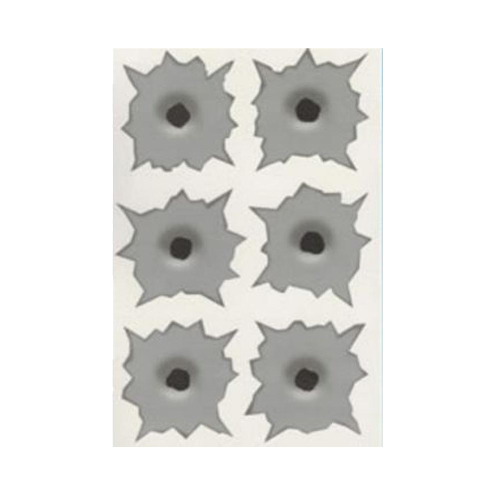 Fake Bullet Holes Prank 38 Caliber Stickers Bullet Holes Practical Jokes Pranks [ 1000 x 1000 Pixel ]
