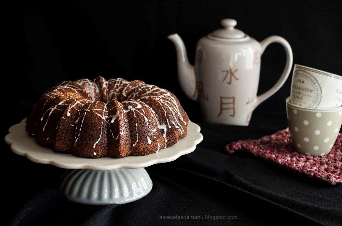 Bund Cake de piña natural, Bund Cake, piña