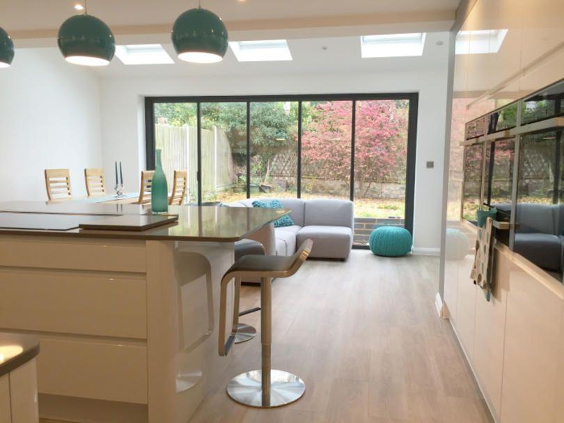 Best Remo Dove Grey White Kitchen Ergonomics Gray White 400 x 300