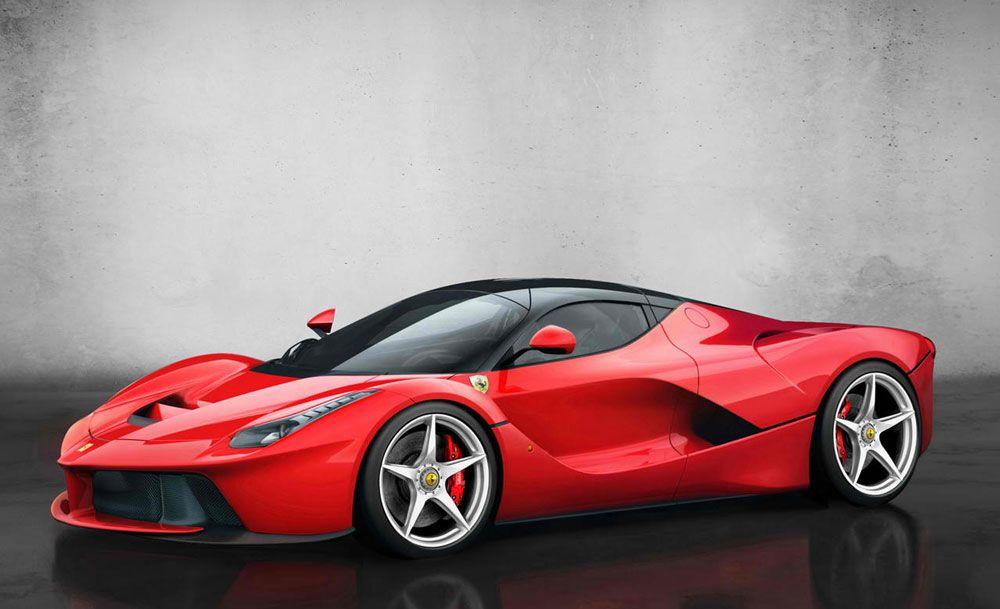 Amazing 2013 Ferrari LaFerrari