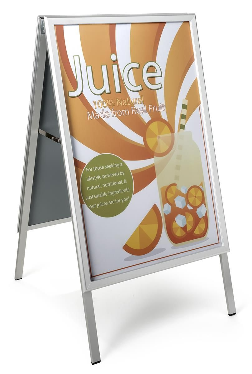 653833695b67 24 x 36 Sidewalk Sign for Posters