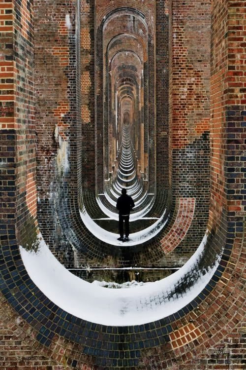 Balcombe viaduct West Sussex England - Explore the World, one Country at a Time. http://TravelNerdNici.com