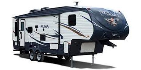 2017 Palomino Puma 253FBS Fifth Wheel Rv motorhomes for