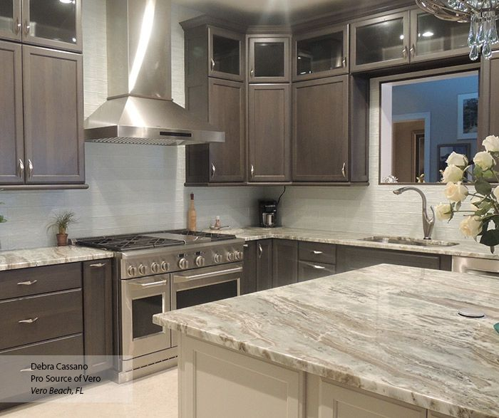 Kitchen Cabinets Island Shelves Cabinetry White Walnut: Pull Together The Perfect Palette When You Pair Gray