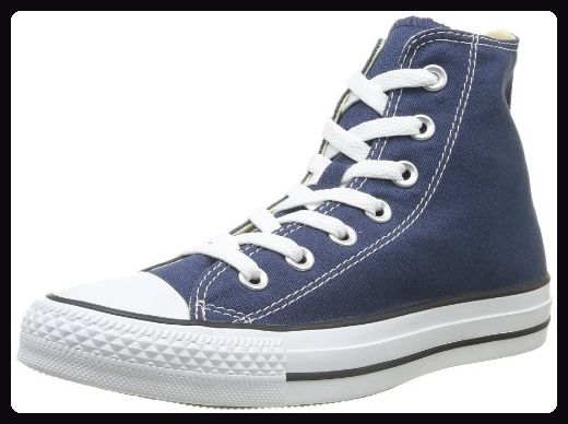 nice Converse Unisex-Adult Chuck Taylor All Star Core Hi Trainers  Navy/White 5 UK