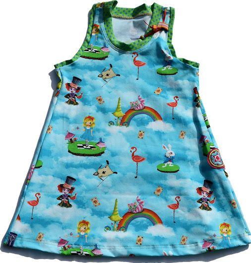 HEUTE NEU die ersten wunderschönen Shirtkleider für Kinder sind in unserer…