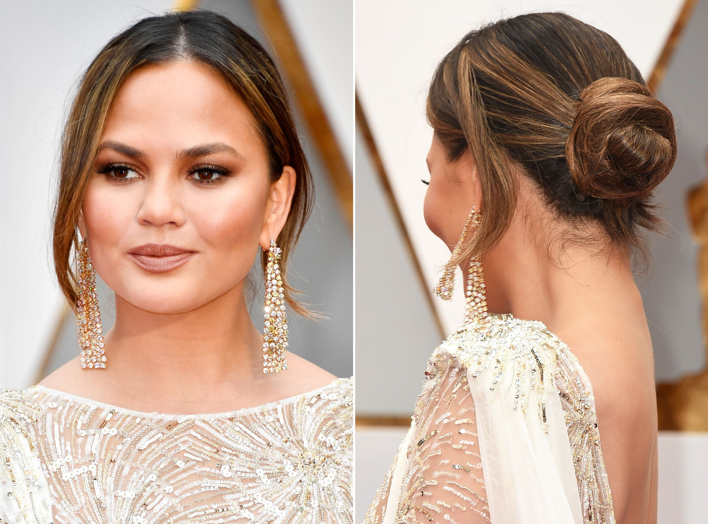 Simple, Polished Updos Are the Most Popular Wedding Hair Trend on Pinterest    Wedding hair trends, Wedding hairstyles, Wedding guest hairstyles