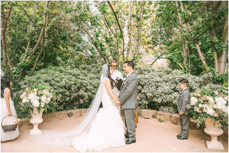 South Coast Botanic Garden Wedding By Brittanee Taylor Photography »  Brittanee Taylor Photography