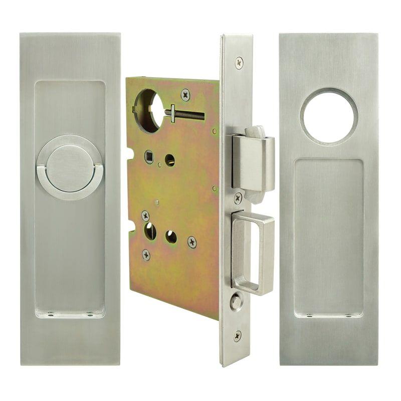 Inox Fh27pd8450 Tt09 Pocket Door Lock Pocket Doors Door Locks