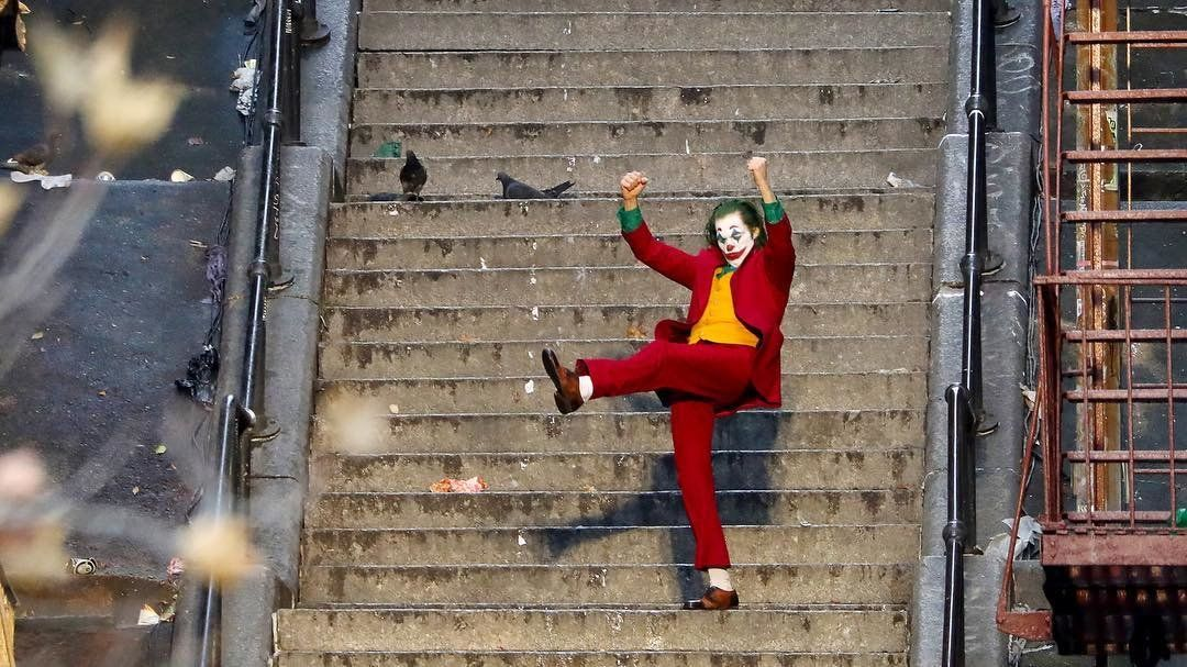 'Joker' A Dance Critic Reviews Joaquin Phoenix's Moves