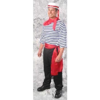 40ccb2cb10b italian gondolier costume - Google Search