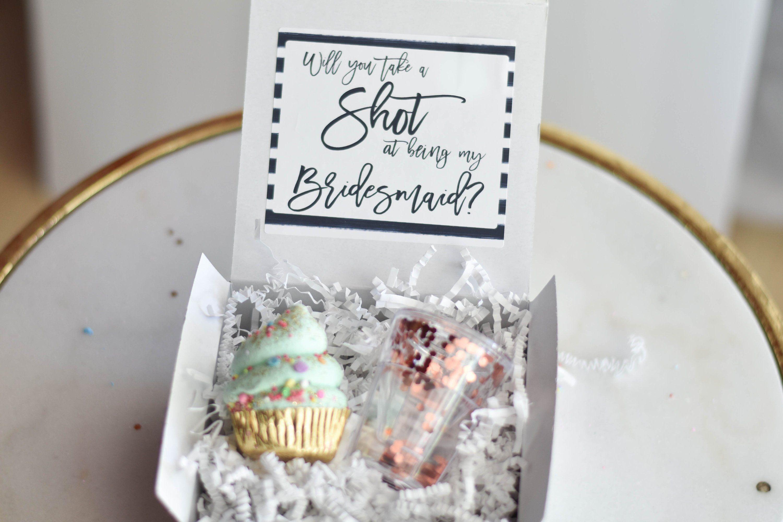Bridesmaid Gifts Maid of Honor Proposal Bridesmaid Proposal Bath Bomb Donut Wedding Flower Girl Proposal Will You Be My Bridesmaid