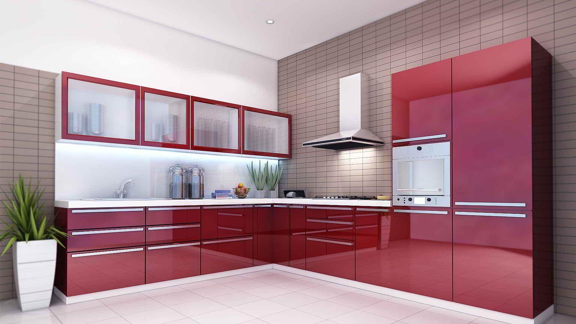 Fascinating 10 X 11 Kitchen Design Modular Kitchen Designs 10 X 11 Kitchen Design Modular Kitchen Indian L Shaped Modular Kitchen Kitchen Designs Layout
