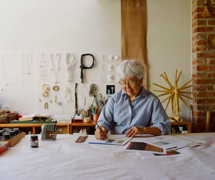 kay sekimachi, and an interview: http://texts.cdlib.org/view?docId=kt4c60068q&doc.view=entire_text