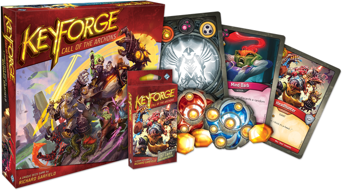Keyforge Call Of The Archons Fantasy Flight Games Card Games Games Unique Cards