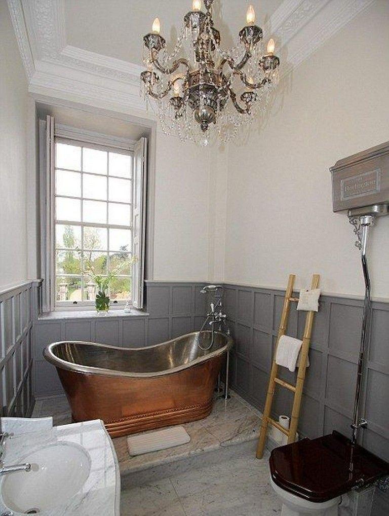 35 Amazing Vintage Bathroom Decor Ideas Vintage Bathroom Decor