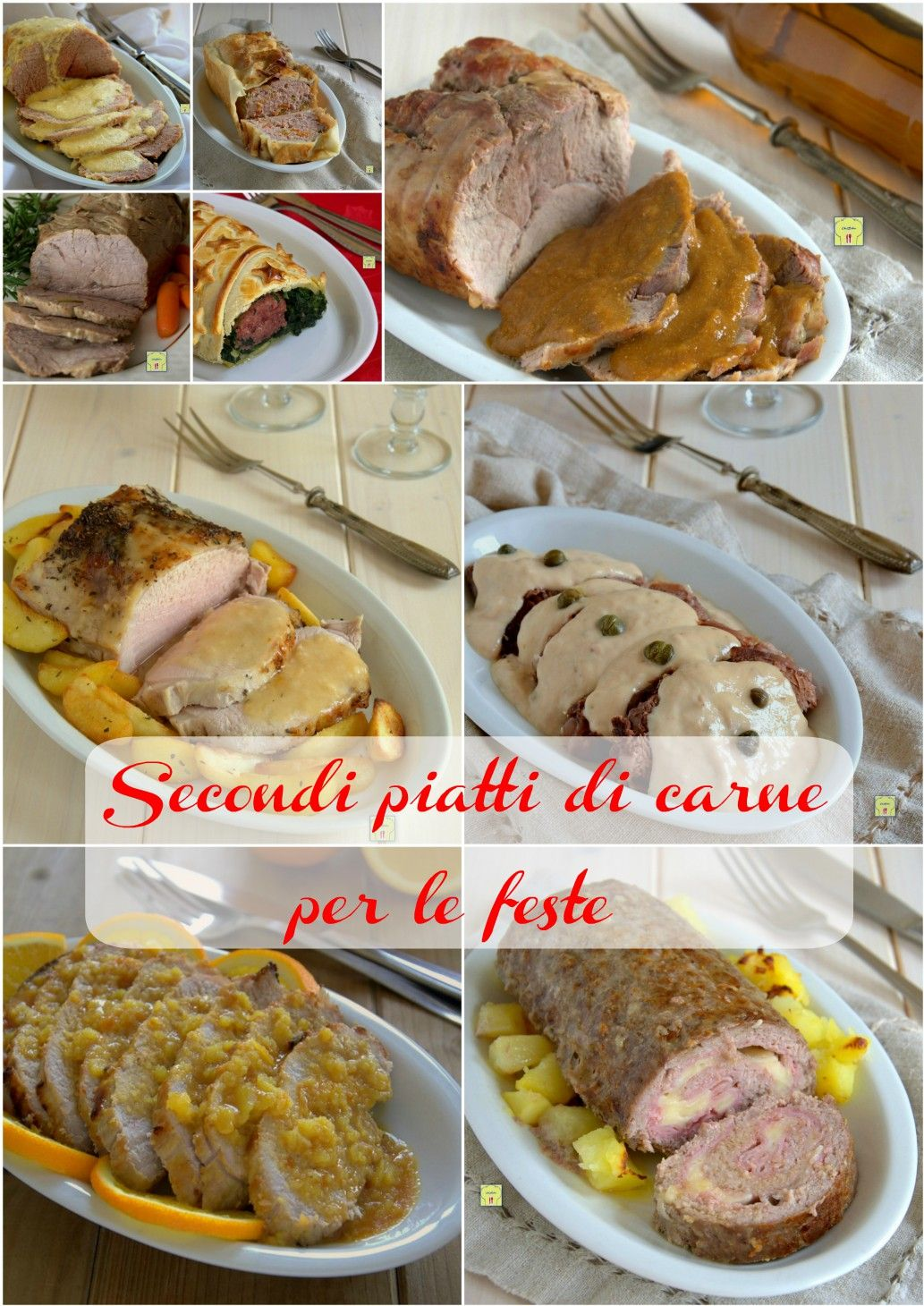 Photo of Second meat dishes for easy and tasty parties