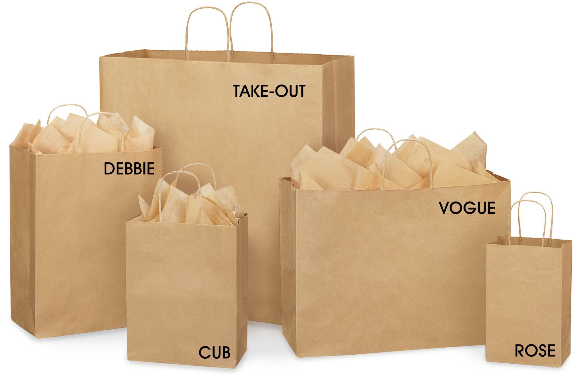 Paper Gift Bags Wholesale Great Visual Of Bag Sizes Brown Paper Gift Bags Kraft