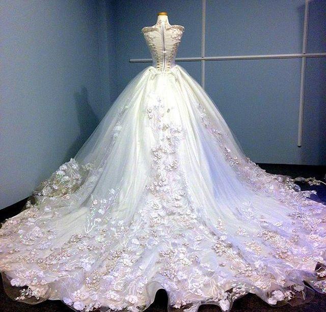 Pin by Evan Weilan on 大婚纱   Pinterest   Wedding dress, Wedding ...