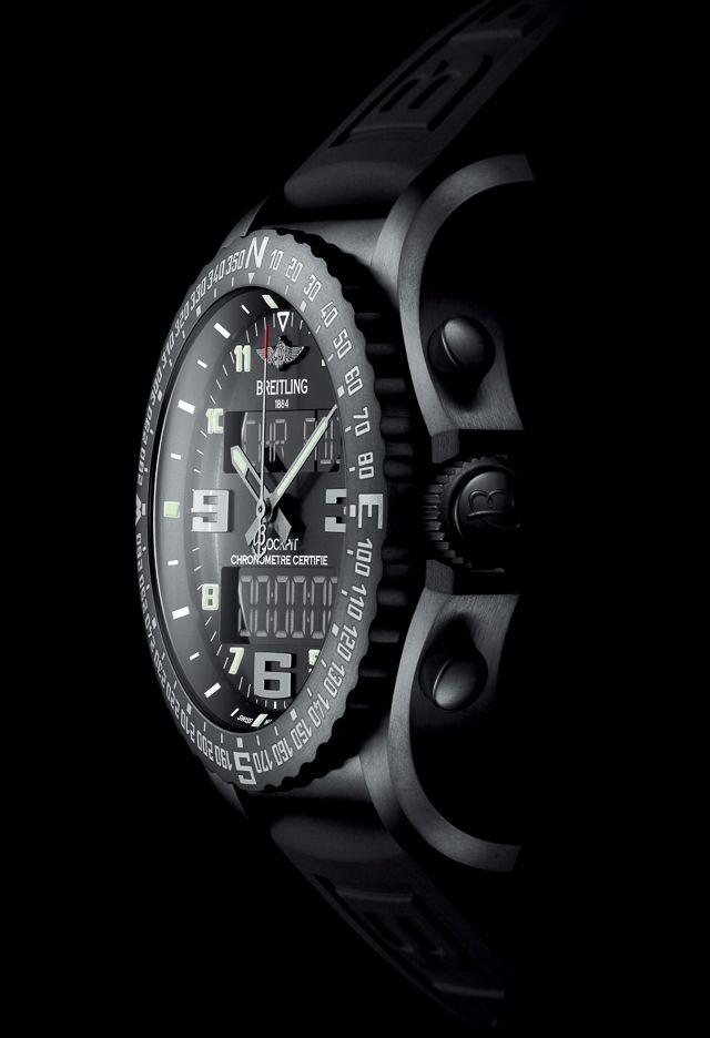 Breitling Cockpit B50 Watch With Exclusive New SuperQuartz ...