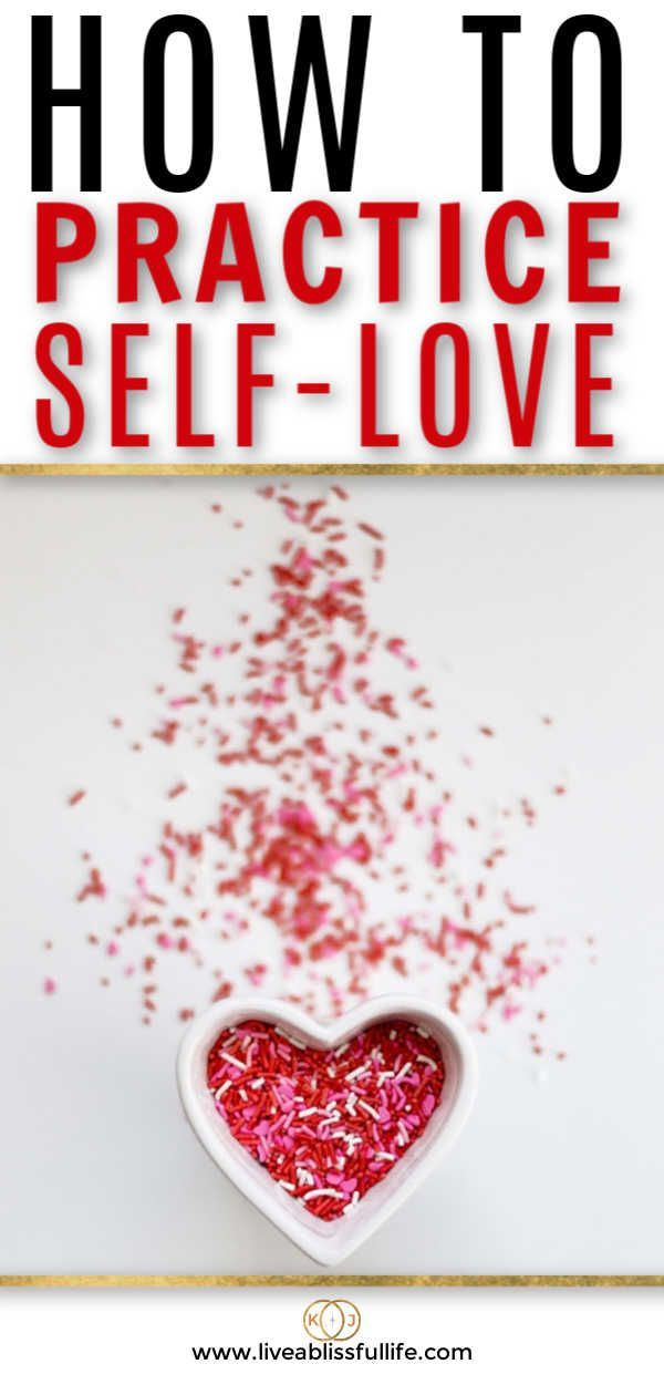 The absolutely best way to practice self love and self care.  The absolutely best way to practice s