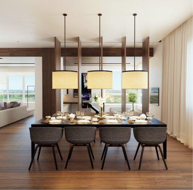 Room Ideas Luxury Apartment Design By Alexandra Fedorova: Apartment On The Street Molodogvardeyskaya By Alexandra