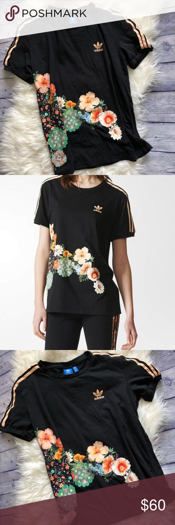 Adidas X Farm Rio Jardim T Shirt 910 condition. Size S