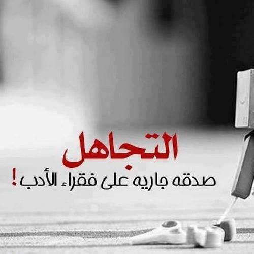 التجاهل Sowarr Com موقع صور أنت في صورة Words Quotes Arabic Funny