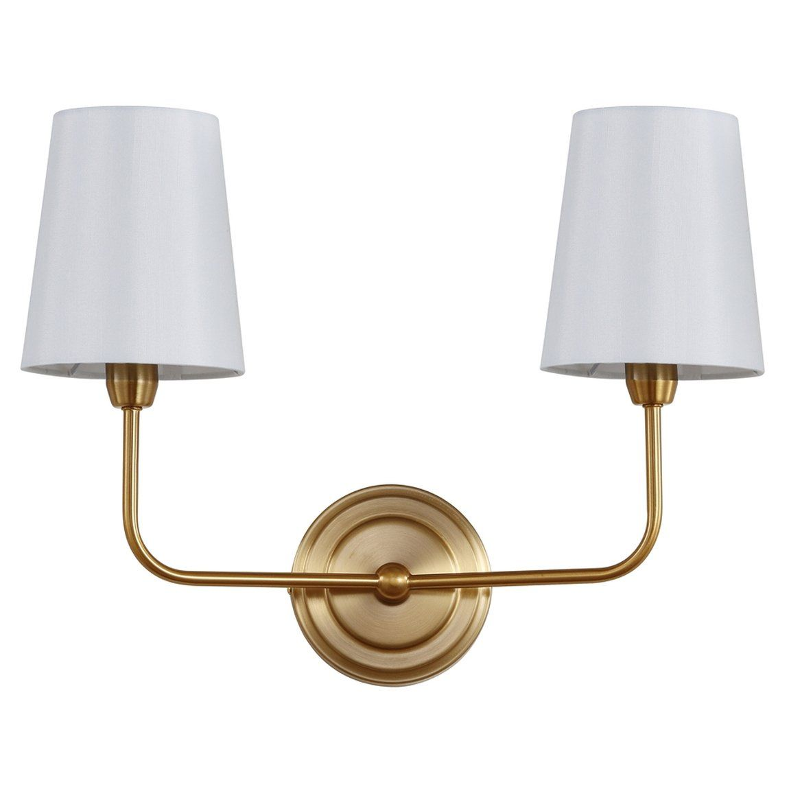 Brookes Double Wall Sconce Double Wall Sconce Wall Sconce Lighting Wall Lights