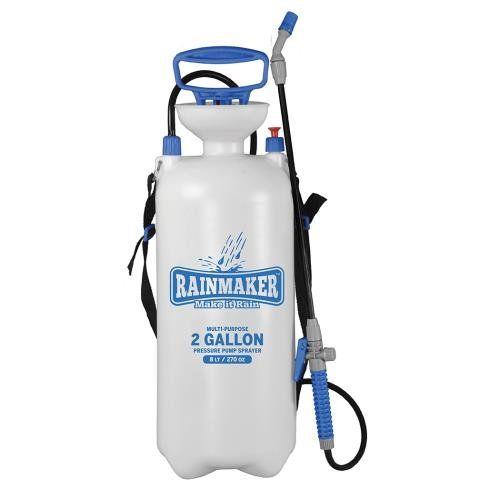 Rainmaker Pump Sprayer 2gallon Click Image For More Details Liquid Fertilizer Pumps 2 Gallons