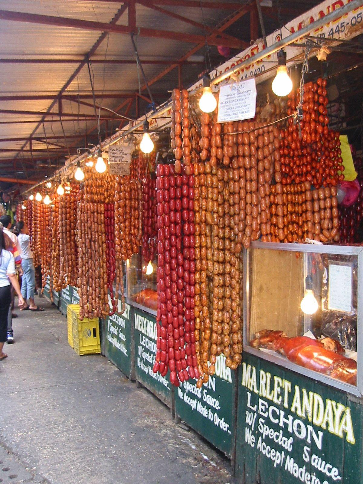 Philippine sausage | Photos | Pinterest | Philippinen und Würstchen